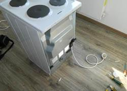 Установка, подключение электроплит город Тюмень