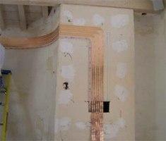 Электропроводка квартиры в Тюмени. Электрификация жилых помещений