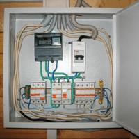 Монтаж, установка, замена, ремонт электрического щитка в Тюмени. Ремонт электрощита Тюмень. Индивидуальный квартирный электрощит в Тюмени